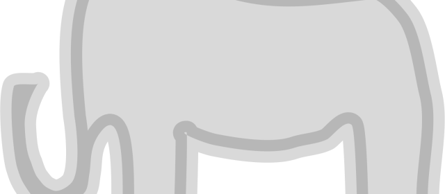 Słonik na Uzborni