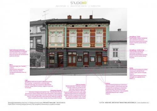 Reklama w przestrzeni miejskiej Max Kobiela plansza 4